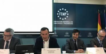 El alcalde preside la II Asamblea de la Red de Transparencia en Madrid