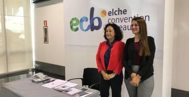 Operadores turísticos belgas buscan en Elche destinos de congresos y reuniones