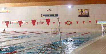 Puesta en funcionamiento de la piscina de El Pla