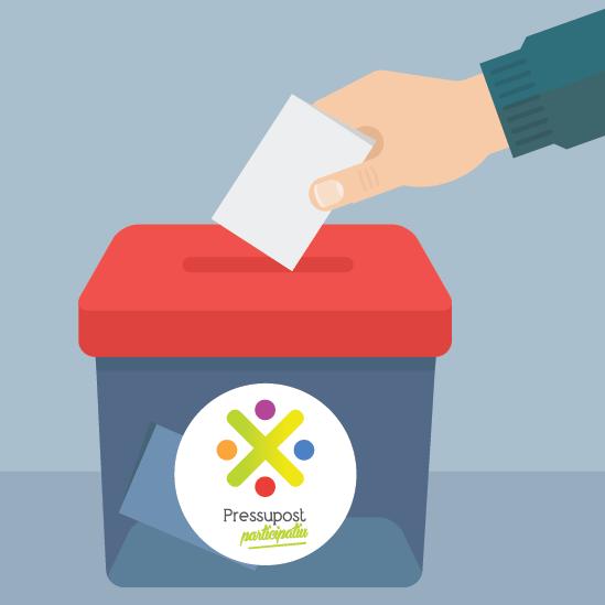 Votació Pressupost Participatiu