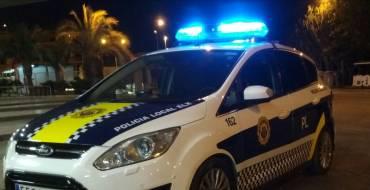 Detingut per violació de domicili i possible autor de l'incendi del que va ser rescatat
