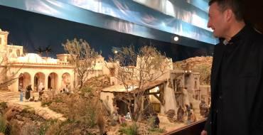 Inaugurat el betlem municipal de la Glorieta