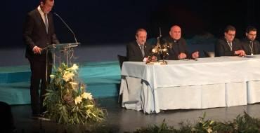 Pregón de la Sociedad Venida de la Virgen