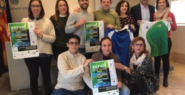 Presentación de los partidos de fútbol solidarios