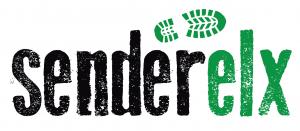 Senderelx huella logo