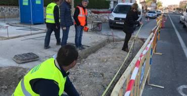 El Ayuntamiento invierte 70.000 euros en mejoras de seguridad vial y asfaltado en calles de Torrellano
