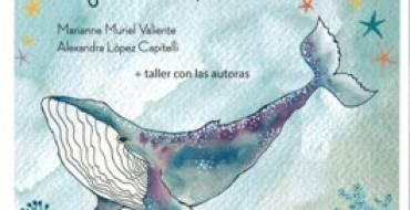 Presentación del libro infantil «Una ballena y nueve poemas»
