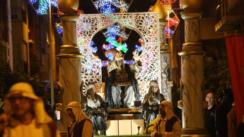 El 26 de diciembre se ponen a la venta por internet las sillas para la Cabalgata de Reyes