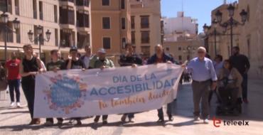 Dia de la Accessibilitat – Elx es mou amb tú