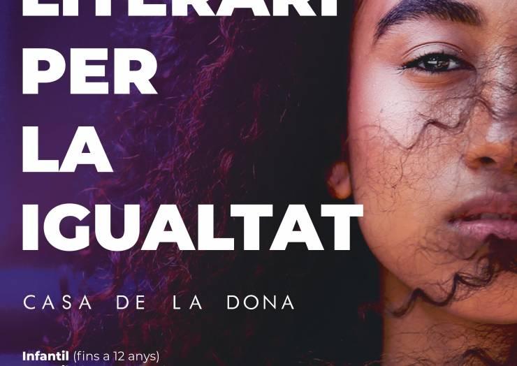 """Obert el termini per a participar en el III Certamen Literari per a la Igualtat """"Casa de la Dóna"""""""