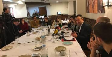 El alcalde de Elche pone el acento para 2018 en la estabilidad política y en la ejecución de proyectos