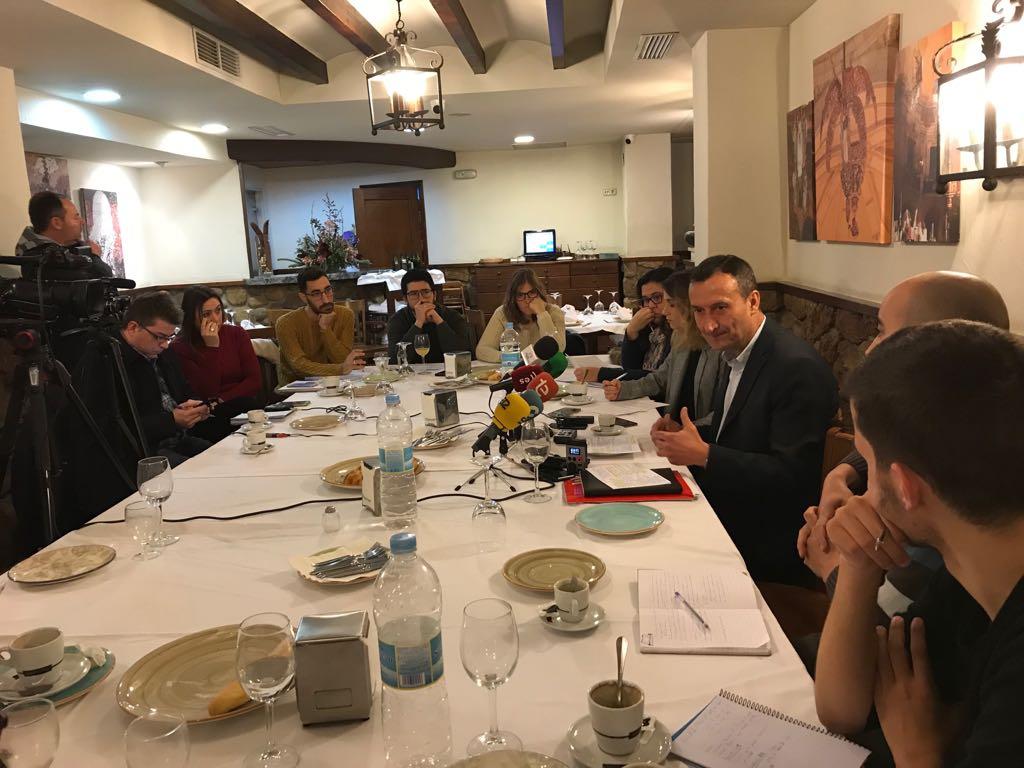 L'alcalde d'Elx posa l'accent per a 2018 en l'estabilitat política i en l'execució de projectes
