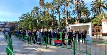 Las entradas sobrantes de la Cabalgata se venden esta tarde en la Plaça de Baix de 17 a 20 horas