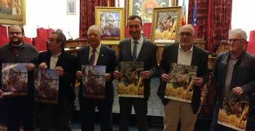 Presentación del cartel de Semana Santa y Domingo de Ramos