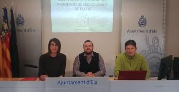 L'Ajuntament estudia i categoritza els prop de 2.000 arbres dels col·legis d'Elx