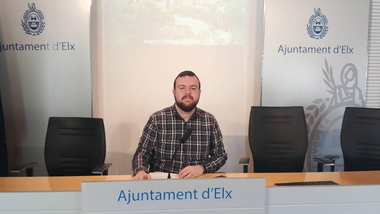 Medio Ambiente presenta la memoria para conseguir duplicar en hectáreas el Clot de Galvany