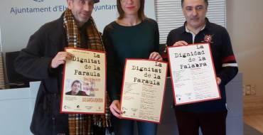 """El Ayuntamiento y Frutos del Tiempo organizan el ciclo literario """"La dignidad de la palabra"""""""