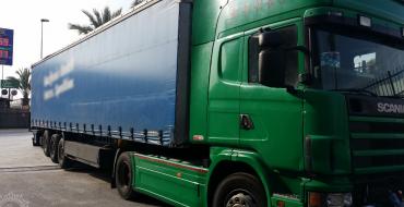 Delincuencia Vial sigue detectando infracciones y reincidencias en el transporte de mercancías