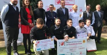 El ayuntamiento entrega los premios del VII concurso de cocina creativa de granada mollar