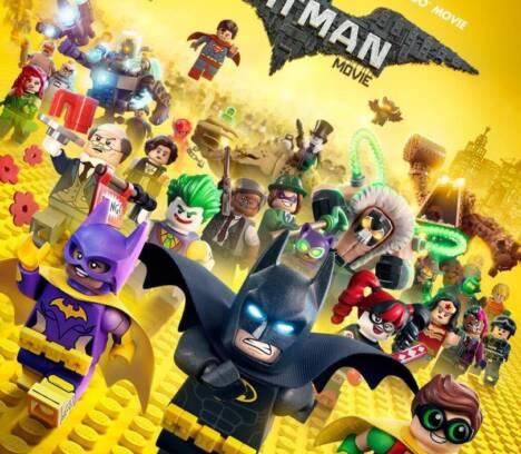 BATMAN: LA LEGO PELÍCULA Proyección en valenciano