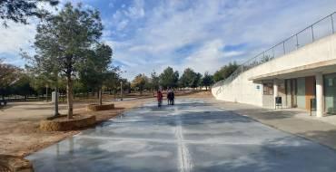 Els Pressupostos Participatius permeten l'adequació del parc de Sant Jaume en Penya les Àguiles