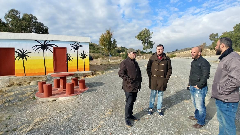L'Ajuntament inverteix prop de 20.000 euros en l'adequació del berenador del Pantà