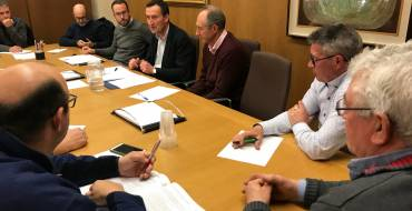 L'Ajuntament es reuneix amb el comité d'empresa d'Urbaser per avançar en l'elaboració del nou plec de neteja