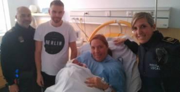 Asistencia a parto sobrevenido en domicilio