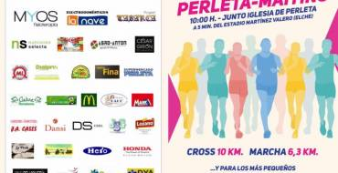 XXXIV Cross Popular Perleta-Maitino