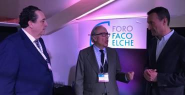 El alcalde acude a la inauguración de FacoElche 2018