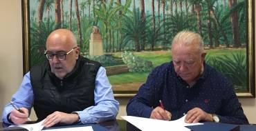 Fiestas renueva el convenio de colaboración con la Junta Mayor de Cofradías