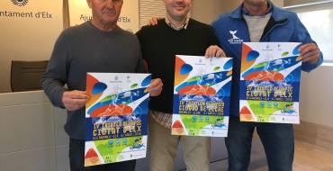 """El IV Triatlón Olímpico """"Ciudad de Elche"""" se disputará el próximo 6 de mayo"""