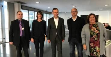 Inauguración de las X Jornadas de directores y directoras de Institutos de Secundaria del País Valencià