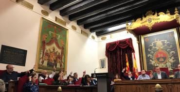 El pleno aprueba la nueva ordenanza del ruido en Elche