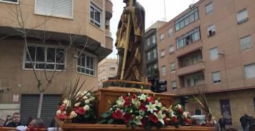 Celebració de Sant Agatàngel