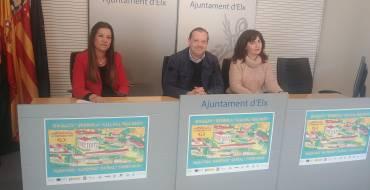 Deportes presenta la XI edición de las Olimpiadas Clásicas que organiza el instituto Montserrat Roig