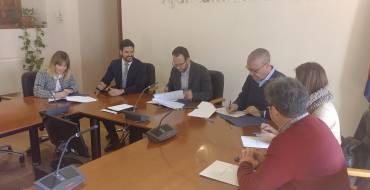 L'Ajuntament renova el seu conveni amb Jovempa per a la promoció i el desenvolupament de l'emprenedoria en la ciutat