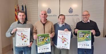 Esports presenta la Copa Univers Dona i el II Torneig Social Futbol 8 Ciutat d'Elx