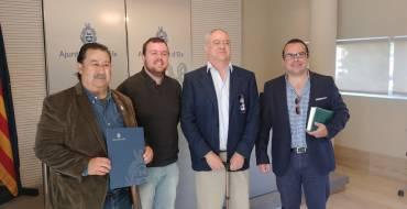 El Ayuntamiento renueva su convenio con la Unió de Llauradors para el desarrollo del medio rural en Elche