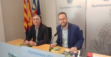 """El Ayuntamiento presenta la campaña """"No ensucies tu negocio"""" para mantener limpio el Polígono Industrial de Carrús"""
