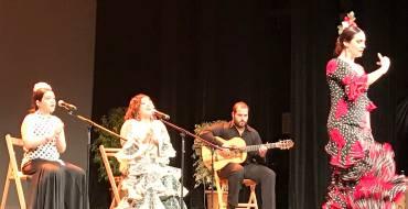Gala del Dia d'Andalusia en el Gran Teatre