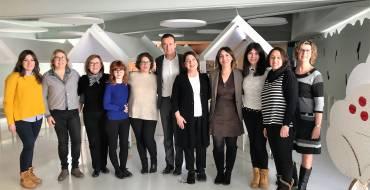 """L'Ajuntament d'Elx ampliarà la seua col·laboració amb la fundació """"Una abraçada de la llum"""""""