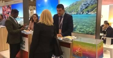 Elx reforça la seua promoció en el mercat alemany amb la participació en la ITB de Berlín
