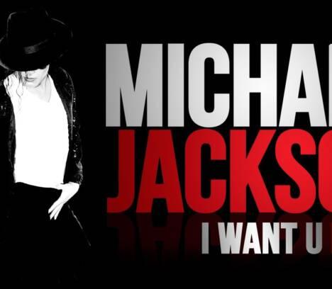 Michael Jackson's I Want U Back