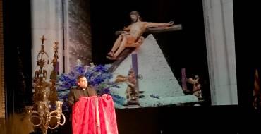 Pregón de Semana Santa en el Gran Teatre