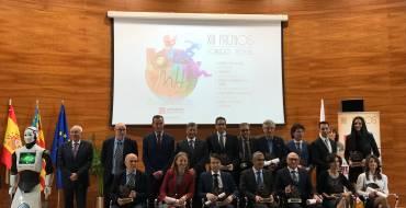 Carlos González participa en el acto de entrega de los Premios del Consejo Social de la UMH