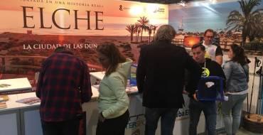 Visitelche participa en la segona edició del Saló Internacional d'Activitats Aquàtiques en IFA