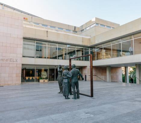 La Generalitat Valenciana invierte en el Hospital General