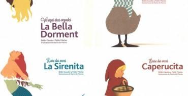 Lectura de cuentos en la Biblioteca Pedro Salinas