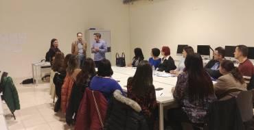 Un total de 15 ilicitanos participan en el proyecto de equipos para la búsqueda de empleo y emprendimiento del Ayuntamiento